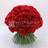 Букет из 101 эквадорской розы - Фридом фото