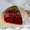 Букет из 15 красных роз - кения фото