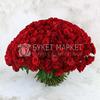 Букет из 251 красной розы - Ред наоми фото