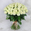 Букет из 101 длинной розы - Аваланж фото