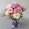 Моно-букет из роз Прованс фото
